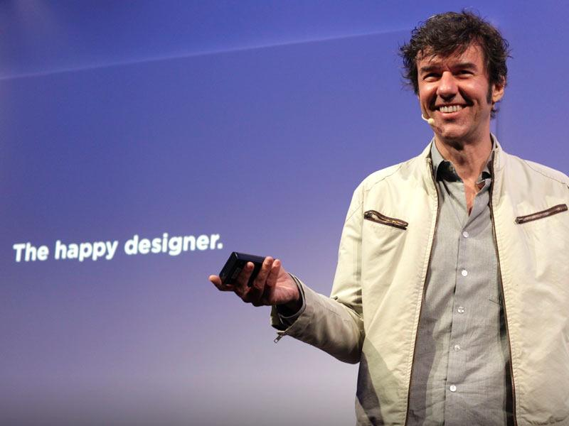 Stefan Sagmeister Happiness by design  TED Talk