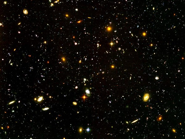 Distant Time and the Hint of a Multiverse