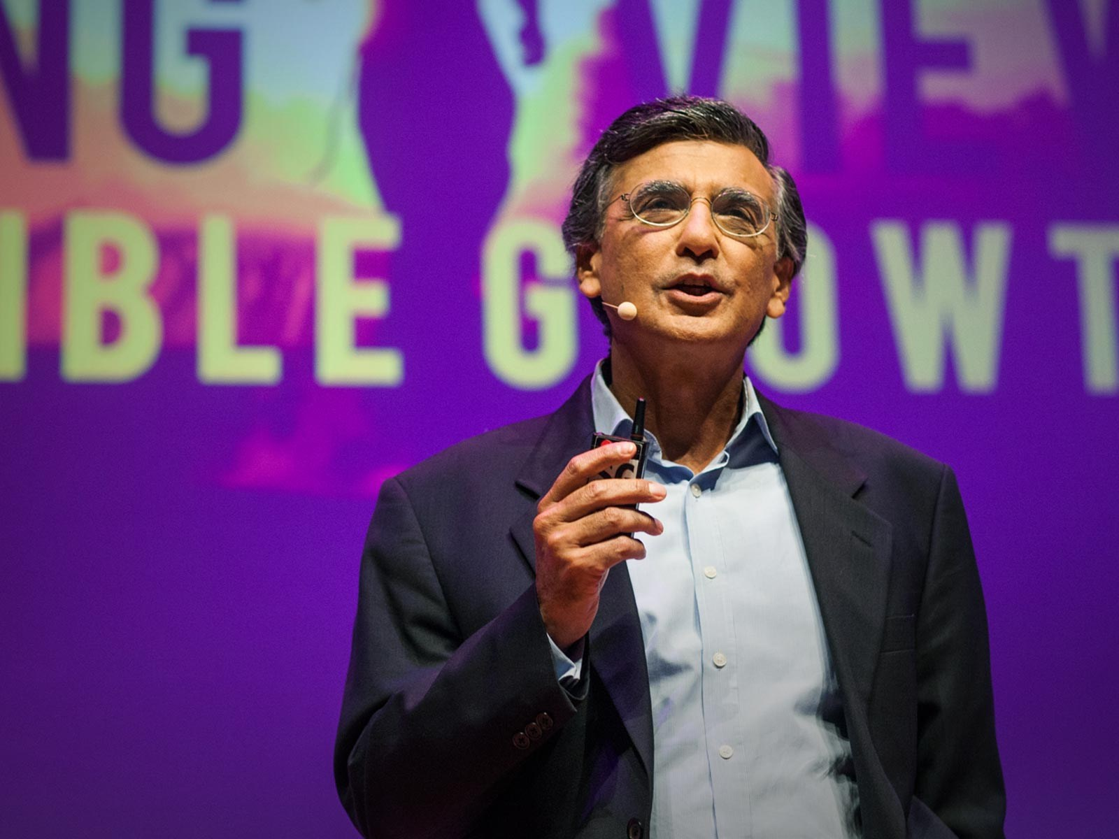 Harish Manwani: Profit's not always the point | Talk Video | TED.com