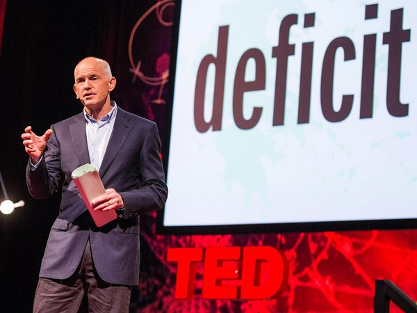 George Papandreou: Imagine a European democracy without borders | Talk Video | TED.com