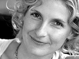photo of Elizabeth Gilbert from Ted Talk on creativity