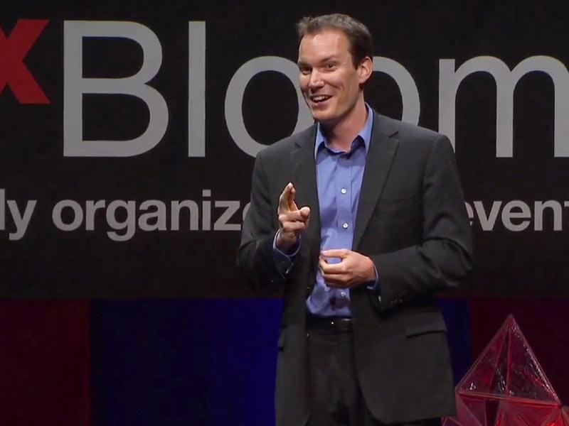Shawn Achor The happy secret to better work Talk Video TED com