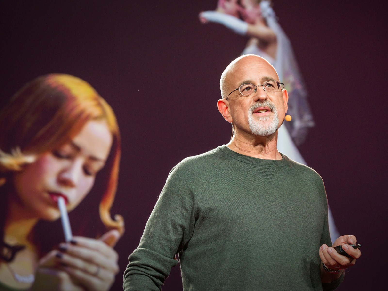 Dan Gilbert: The psychology of your future self | Talk Video | TED.com