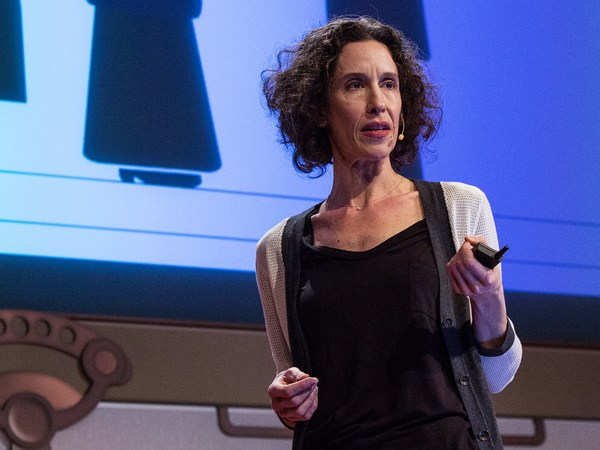 Maria Bezaitis: The surprising need for strangeness | Talk Video | TED.com