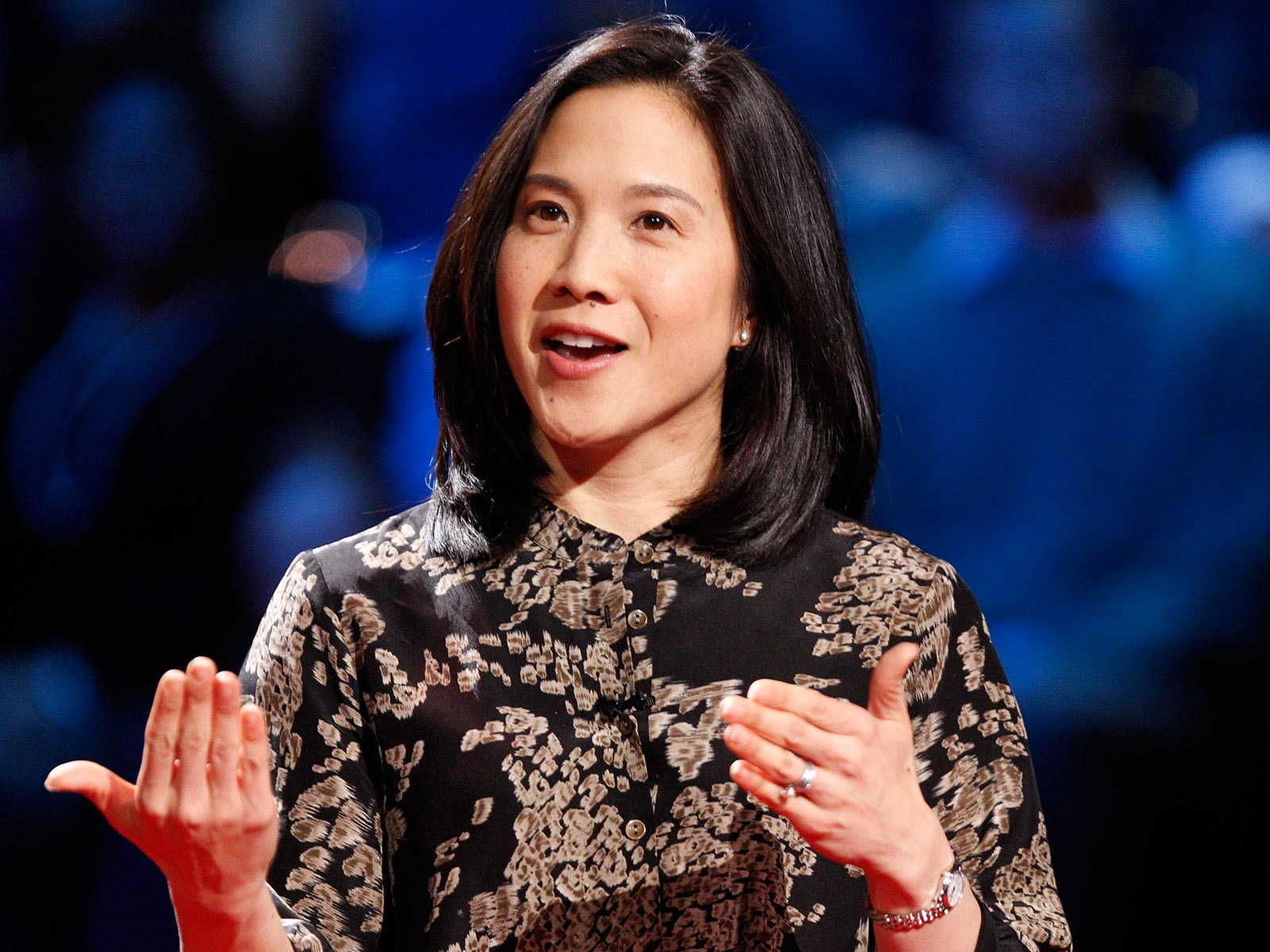 Angela Lee Duckworth: The key to success? Grit | Talk Video | TED.com