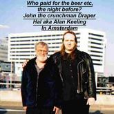 Alan Keeling