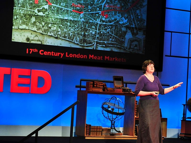 Carolyn Steel How Food Shapes Our Cities