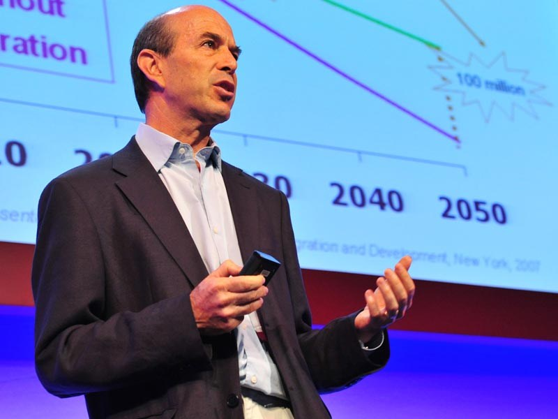 TED Talk: Navigating our global future