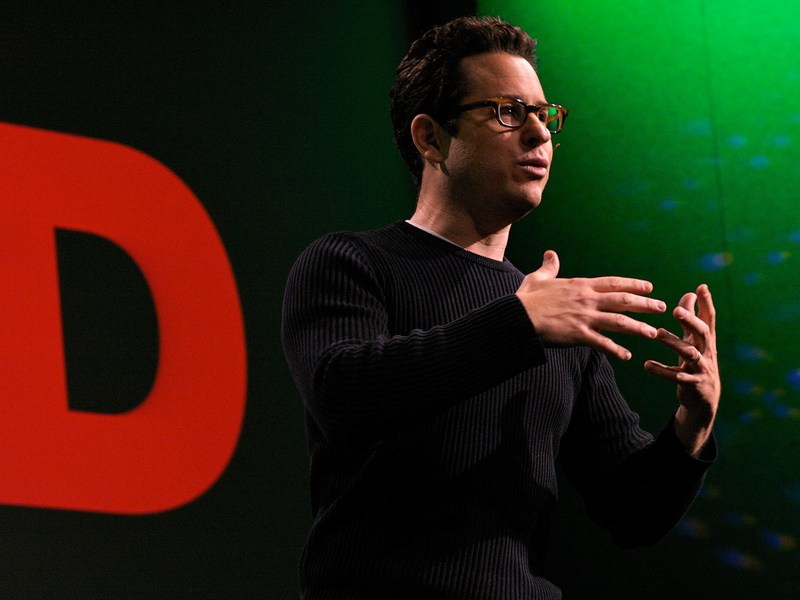 jj-abrams, ted-talks, inspiration, video, education, film, must-see